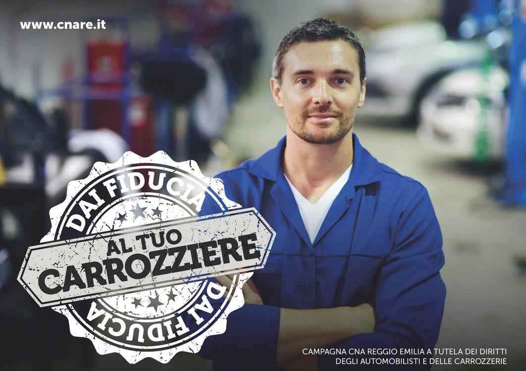 Cna reggio emilia avvia la campagna dai fiducia al tuo for Diritto di ritenzione carrozziere
