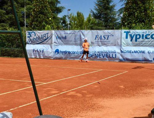 Autocarrozzeria Benevelli partner ufficiale del Circolo Tennis Albinea